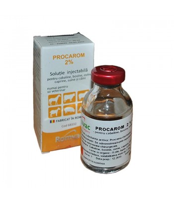 PROCAINA 2% INJ.x 20ml