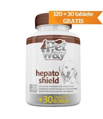 PETWAY HEPATO SHIELD X 80 TAB